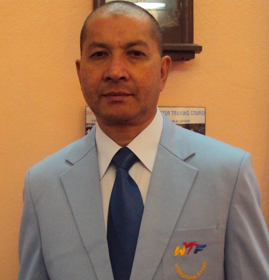Iswor Man Bajracharya