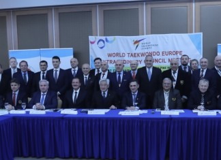 Dr. Choue attends WTE Extraordinary Council Meeting