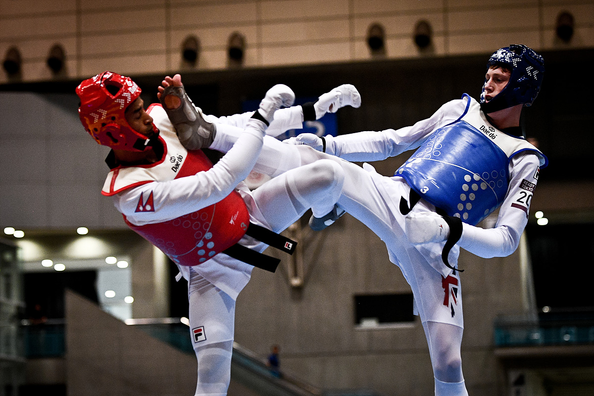 World Taekwondo complete first day of successful Tokyo 2020 test event